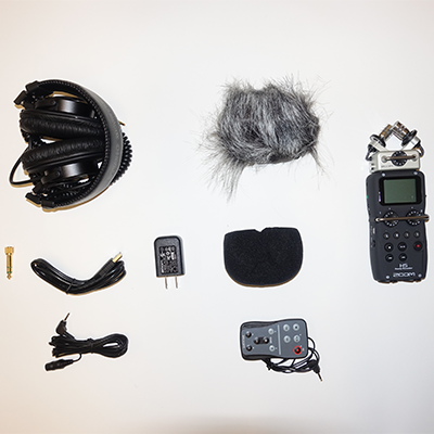 H5 Recorder Kit