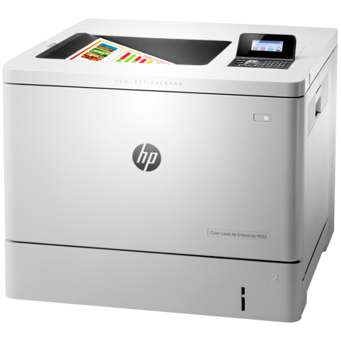 Color Printer M554