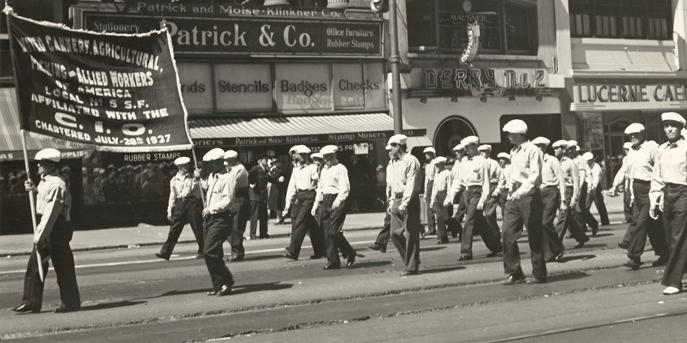 labor march img